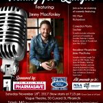 """Join us for our first Comedy Night """"Fishing for Laughs"""""""